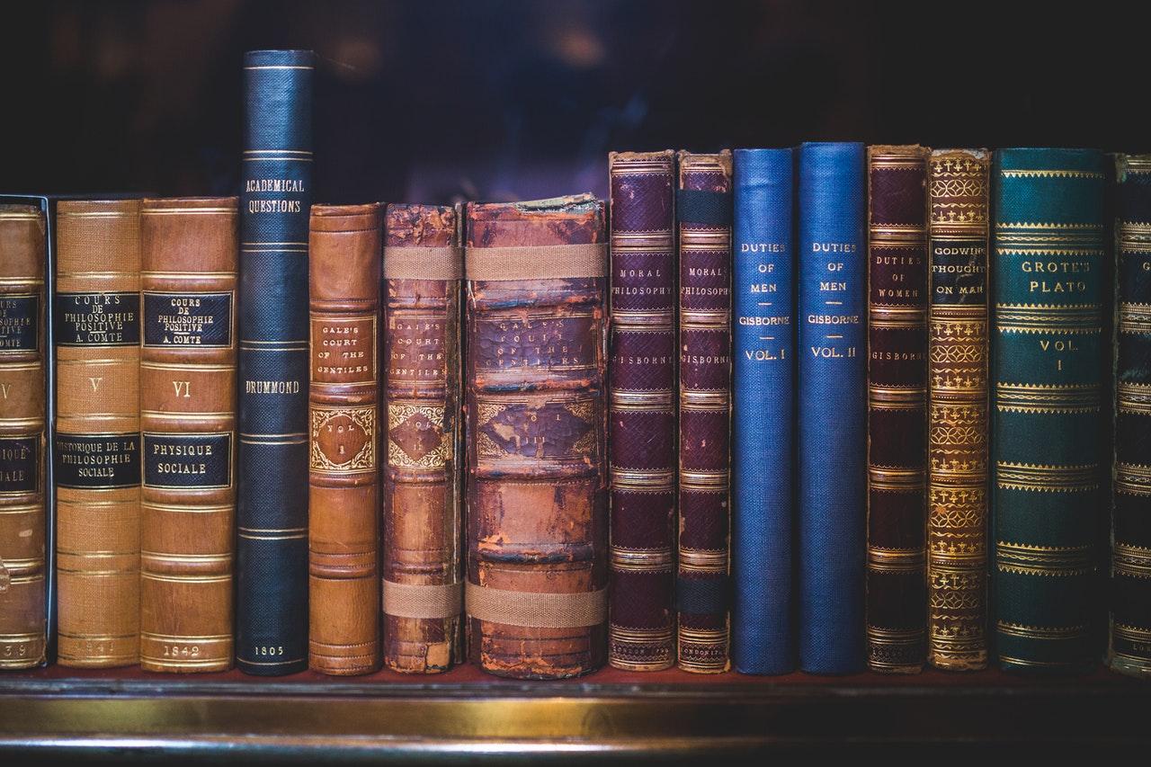 Bücher Spenden