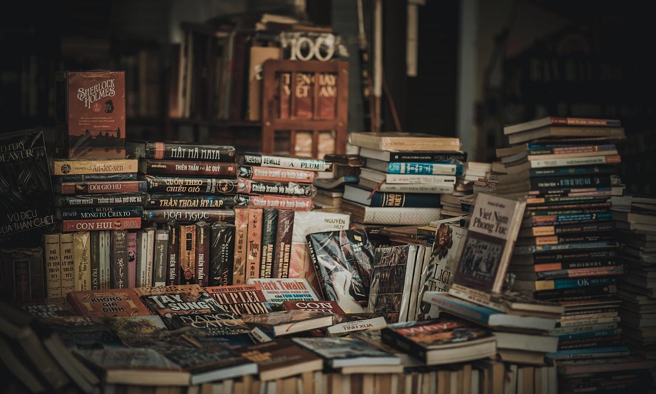 Wohin mit den alten Büchern